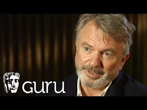"""""""Don't wait for the phone to ring, pick up the phone and do it yourself"""" Sam Neill On Acting"""