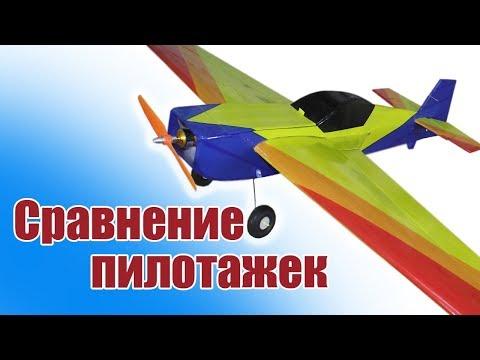 Пилотажные самолеты. Сравнение моделей | Хобби остров.рф