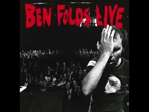 Ben Folds - Brick [Solo] [Live]