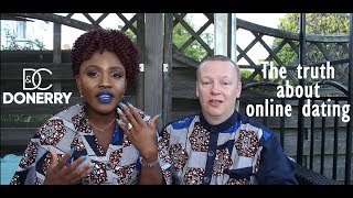 Donerry - How we met - the truth about dating online - D'Marshall's