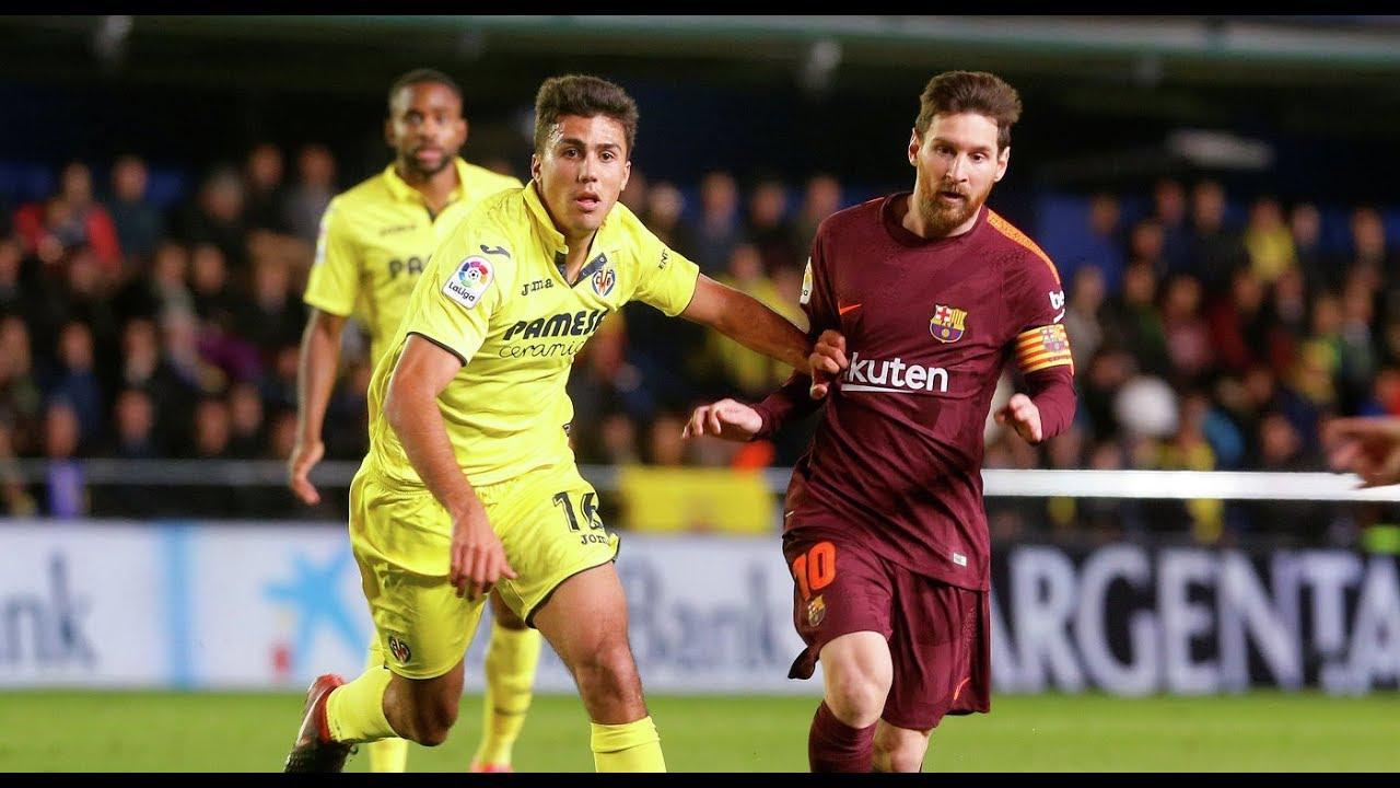 Прогноз на матч Барселона - Вильярреал