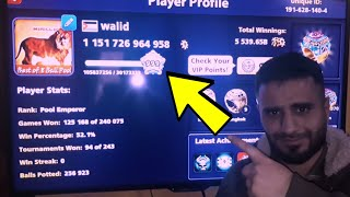 WT* 999 Level In 8 Ball Pool    Highest Level Of 8 Ball Pool History