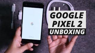 Google Pixel 2 Unboxing thumbnail