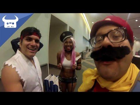 E3 FIRST PERSON WALKTHROUGH | Dan Bull