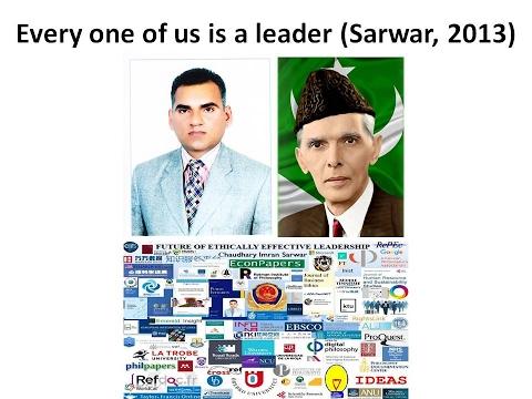 Muhammad Ali Jinnah: Reflected Leadership