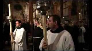 Traslazione e Ostensione di Sant'Antonio di Padova - febbraio 2010.flv