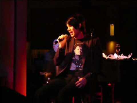 Adam Lambert at Upright Cabaret, New Year's Eve (What's Up)