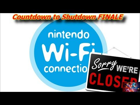 trevor813's Nintendo DS Wifi Connection Countdown to Shutdown Finale on May 20th 2014 in HD