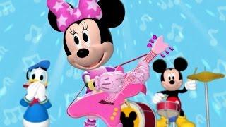 Клуб Микки Мауса - Сезон 4 серия 22 - ПОП-ЗВЕЗДА МИННИ (Особый выпуск) |мультфильм Disney