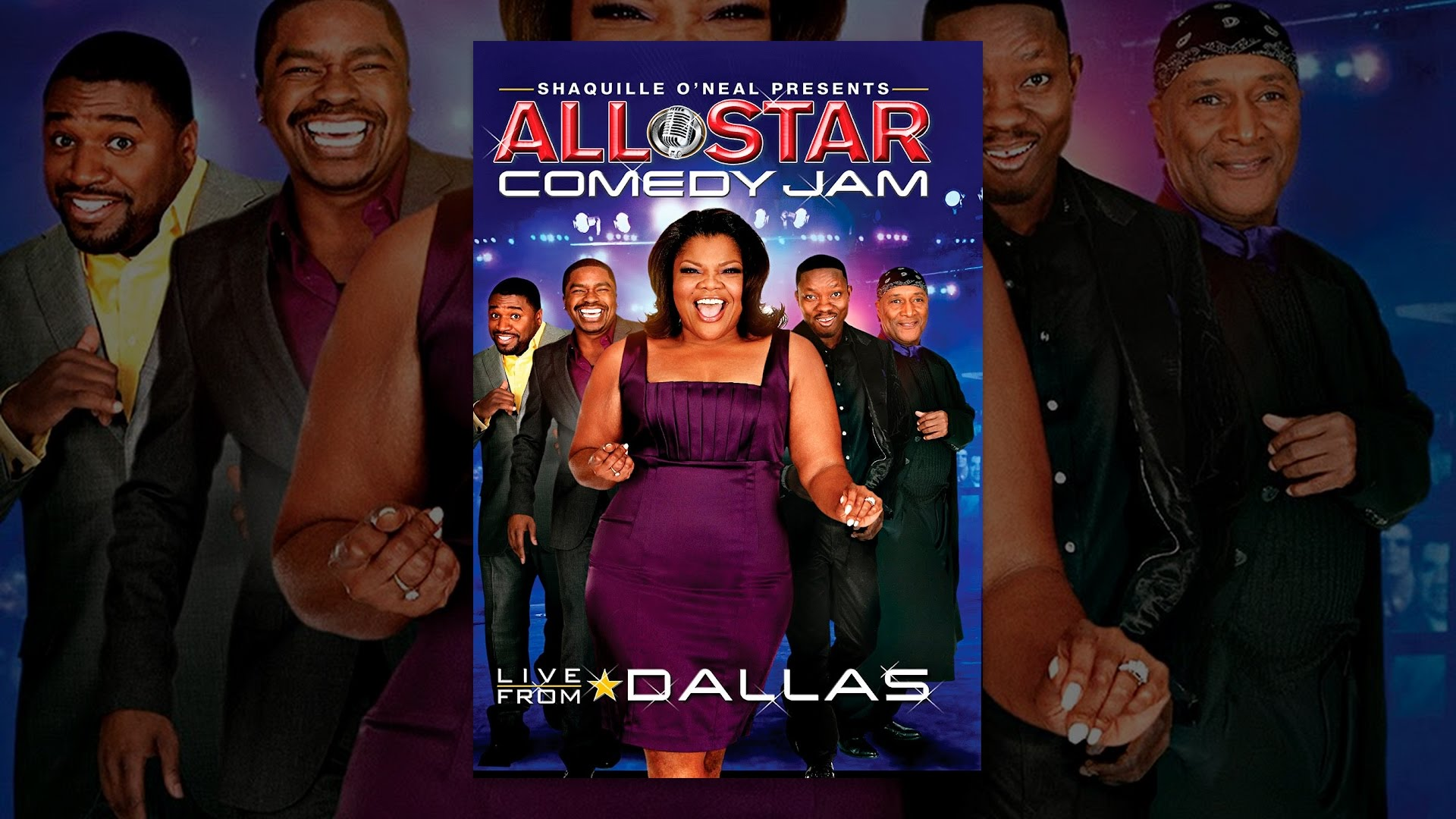 Shaquille O' Neal Presents: All Star Comedy Jam-Live from Dallas