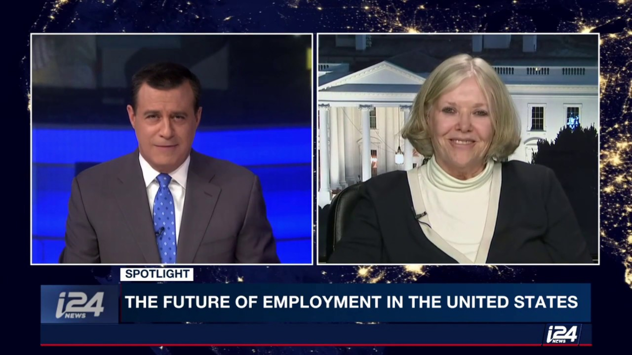 Jane Oates talks about re-skilling after layoffs and preparing for