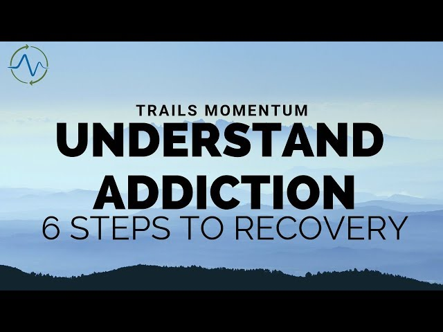 Understand Addiction - 6 Steps to Recovery