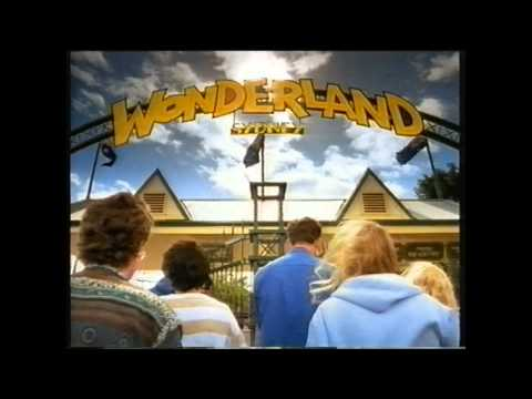 Wonderland Sydney Theme Park TV Ad