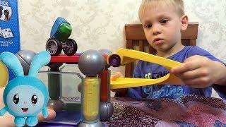 видео Магнитные конструкторы