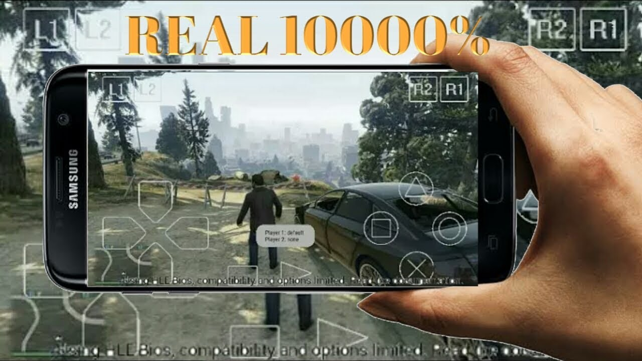 ps3 bios android