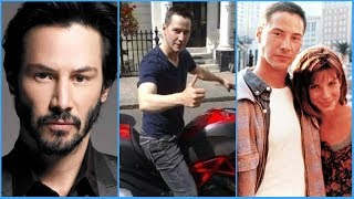Keanu Reeves - Rare Photos | Lifestyle | Childhood | Family | Friends