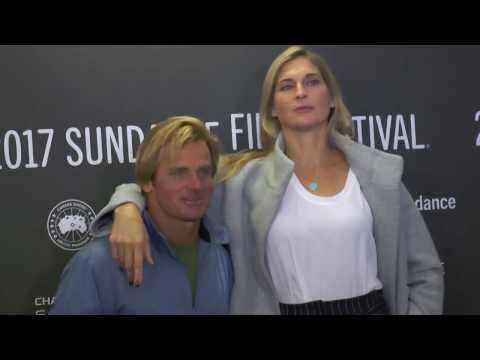 Gabrielle Reece Host of NBC Strong Take Every Wave Premiere Sundance With The Pulse