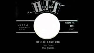 The Chords - Hello I Love You (The Doors Cover)