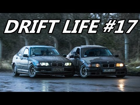 Drift Life #17 - Formula Gruz, Jaś Borawski, Bmw e36 & e46