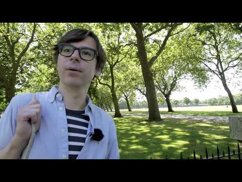 A Walk in Victoria Park with Travis Elborough