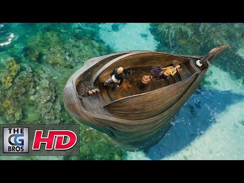"CGI & VFX Breakdowns: ""League of Gods""  - by Gimpville"