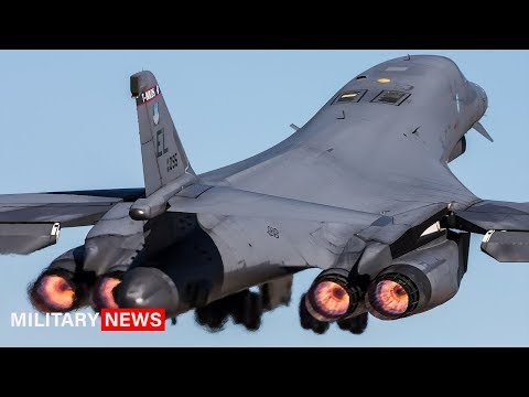 The True Reason Why America's B-1 Bomber Is Going To Be Unstoppable