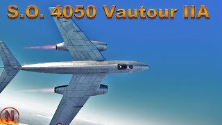Video WT || S.O. 4050 Vautour IIA - Ready For Abusing download MP3, 3GP, MP4, WEBM, AVI, FLV Desember 2017