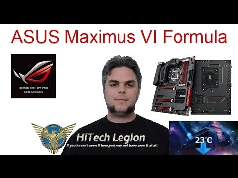 ASUS Maximus VI Formula Unboxing and Review