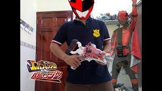 Kaitou Sentai Lupinranger VS Keisatsu Sentai Patranger - Lupin Red Henshin