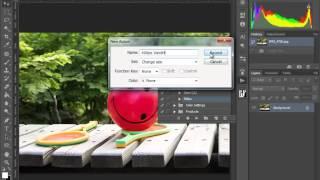 Как сделать экшен для фотошопа (Action for Photoshop)
