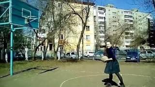 """""Девочки. - Чо?!!"""""" Баскетбол ч.2"