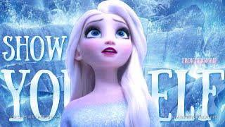 "Download lagu Idina Menzel, Evan Rachel Wood - Show Yourself (From ""Frozen 2""/Lyric Video)"