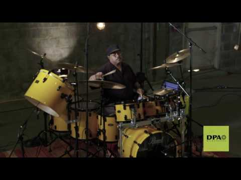 Drummer Dennis Chambers' DPA story