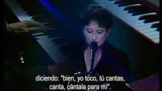 Une petite cantate 1987 -Barbara- Subtittulada