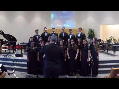 San Diego Academy Choir & Bells