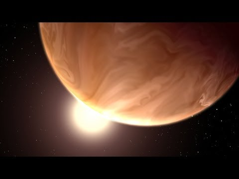 Science Bulletins: Signs of Water Detected on Distant Worlds