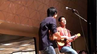 Jake & Bruce Shimabukuro Hula Girl