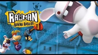 Rayman Raving Rabbids PC Gameplay