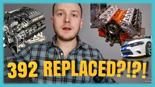 IS THE 426 HEMI REPLACING THE 392?!?