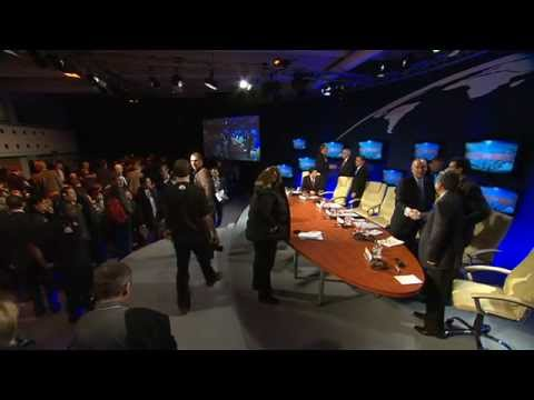 """Arif Naqvi speaks on """"What is the 'New Normal' for Global Growth"""" (Davos 2010)"""