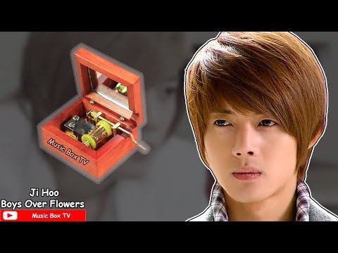Boys Over Flowers - Ji Hoo Music Box