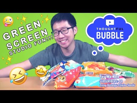 Green Screen Videos Created By Filipino Youtubers | Thought Bubble | Thoughtful Philippines