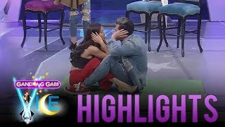 GGV: Aubrey and Troy show their tandem workout