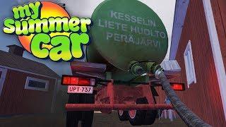 SZAMBO WYBIŁO - My Summer Car #109