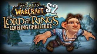 The Lord of the Rings WoW Leveling Challenge (Season 2): Episode 1 - FLYING GNOMES!