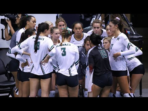 Rainbow Wahine selected to NCAA Women's Volleyball Tournament for 25th consecutive season