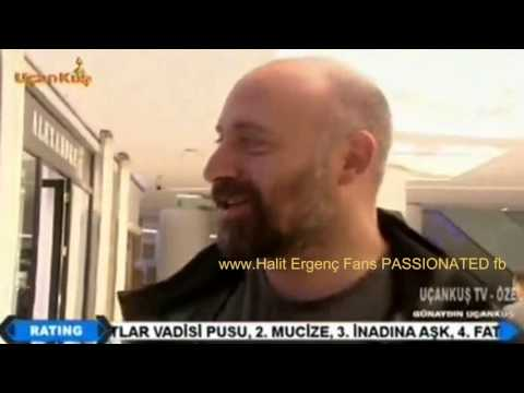 Halit Ergenc & Mustafa Sandal(singer) met in a shopping center !!!!