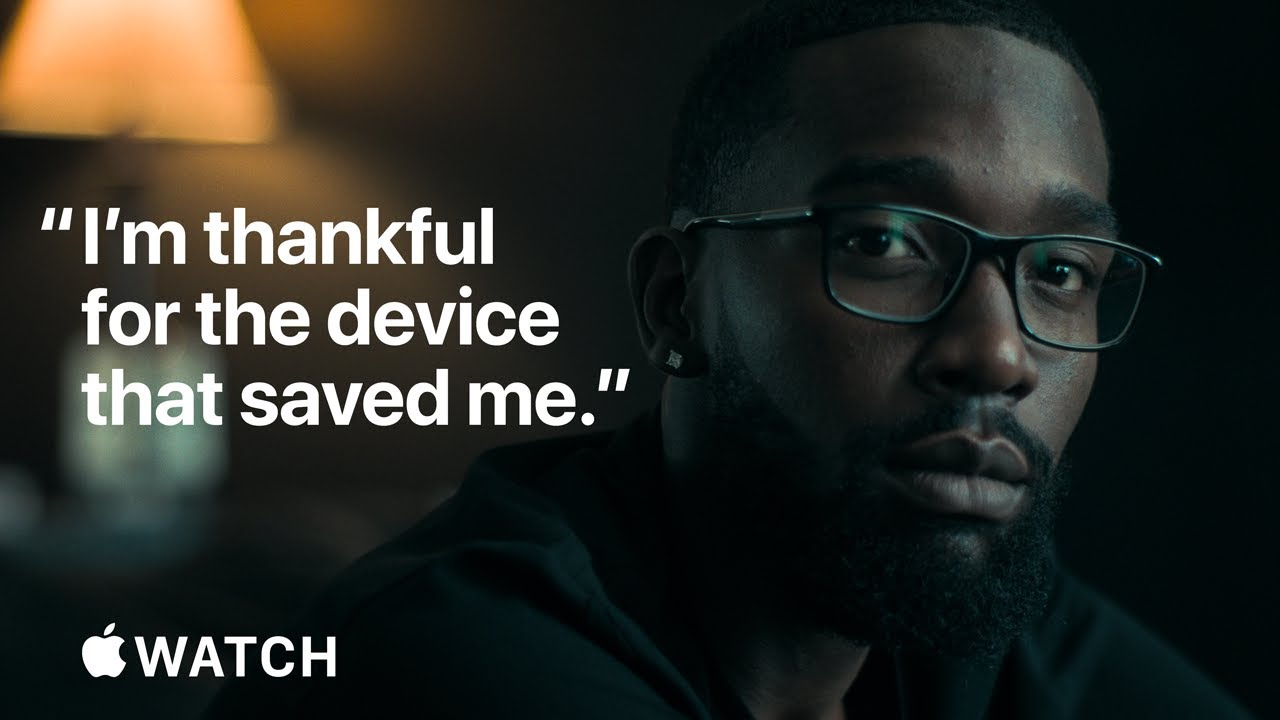 Apple Watch — The Device That Saved Me