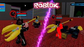Roblox → TESTANDO A STAFF!! -Boku no Roblox: remasterizado ‹ Murilo ›