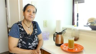 "Ethiopian Drink ""How to make Nug Entiktik "" የኑግ እንትክትክ መጠጥ አሰራር"